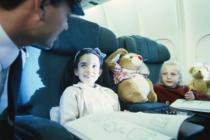 Air France меняет тарифы для детей