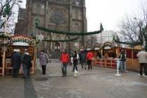 Первая рождественская ярмарка открылась в Праге