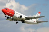 На украинский авиарынок выходит новая бюджетная компания Norwegian Air Shuttle