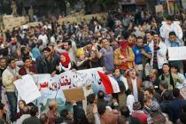 Беспорядки в Египте не испугали британских туристов