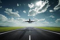В международном аэропорту Харькова открыта новая взлетно-посадочная полоса. Конец ограничениям полетов!