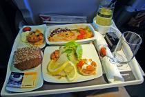 Turkish Airlines обогнала всех по качеству питания на борту!