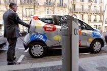 Париж - столица электромобилей!