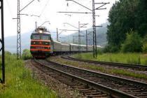 В Украине наконец-то появились новогодние поезда