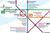 В Петербурге появилась станция метро у Зимнего дворца и Исаакиевского собора