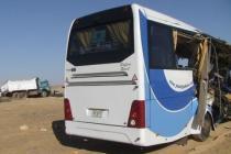 В Египте разбился автобус с туристами из Дании