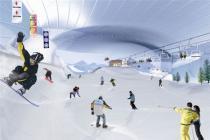 В Барселоне построят крытый горнолыжный центр
