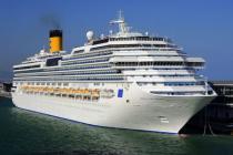 Итальянские чиновники считают, что надо запретить круизным лайнерам проходить у побережья