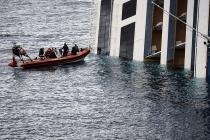 Водолазы получили доступ к прежде закрытым палубам Costa Concordia