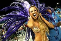 Карнавал в Рио-де-Жанейро завершился парадом победителей