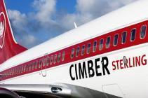 Лоу-кост Коломойского Cimber Sterling прекращает полеты в Киев