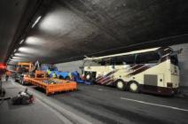 Авария туристического автобуса в Швейцарии унесла жизни 22 детей