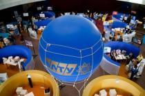 Сегодня стартовала выставка UTF 2012 (весна)