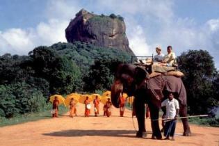 Шри-Ланку посещает все больше туристов