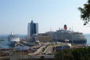 В 1,5 раза увеличилось количество круизных лайнеров, которые хотят зайти в Одессу