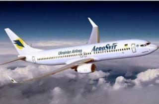 """Долги """"МАУ"""" и """"АэроСвита"""" за аэронавигационное обслуживание достигли 100 млн."""