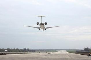 Аэропорт Львов полностью закроют на 4 дня