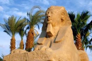 Египет хочет вернуть туриндустрию на дореволюционный уровень