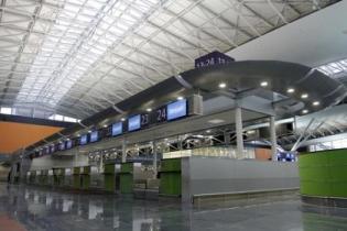 Терминал D в аэропорту Борисполь начнет обслуживать чартерные рейсы с 6 июня