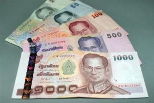 В Таиланде массово используют фальшивые деньги