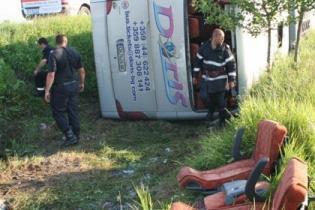 Один украинский турист погиб, трое получили тяжелые ранения. ДТП в Румынии