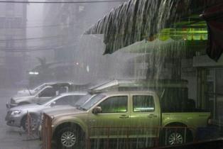 В туристических зонах Таиланда - наводнение