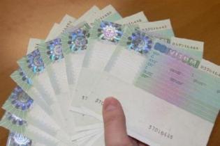 Количество отказов в выдаче шенгенских виз украинцам сократилось до 3,3%