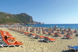 На пляжах турецкой Алании установят видеокамеры