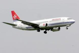 """""""Air Malta"""" начинает полеты Мальта - Киев с 16 июня"""