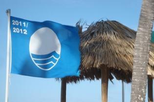 Испанские пляжи удостоены наибольшего числа голубых флагов