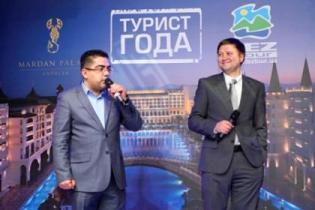 """""""Золотые ласты"""" туристам года вручила компания """"Tez Tour"""""""