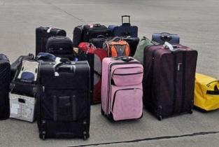 70 000 чемоданов теряется в аэропортах мира каждый день