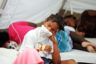 На Кубе зафиксирована вспышка заболеваемости холерой