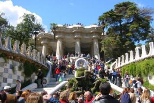 Вход в знаменитый барселонский Парк Гуэль станет платным
