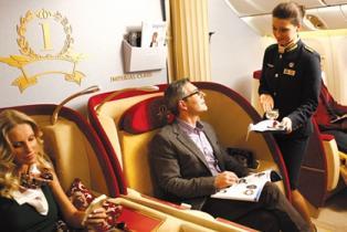 """Вручены премии """"World Airline Awards"""" - """"Трансаэро"""" признана лучшей авиакомпанией в Восточной Европе"""