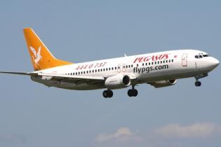 Турецкий лоу-кост Pegasus Airlines начинает полеты из Стамбула во Львов