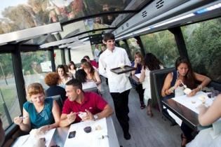 По Барселоне будут курсировать автобусы для гурманов