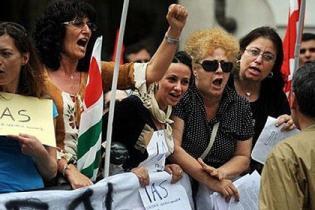 В Италии проходит забастовка работников пляжей