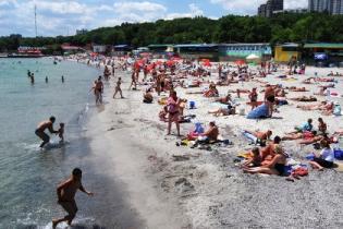 Все городские пляжи Одессы открыты для купания