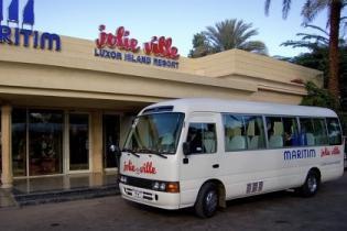 Египет запретил движение туристических автобусов на севере Синая