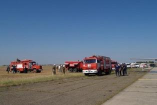 В аэропорту Симферополя совершил аварийную посадку Boeing-737  летевший из Анталии