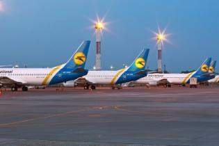 """""""АэроСвит"""" и """"МАУ"""" пока будут работать в терминалах """"В"""" и """"F"""" аэропорта """"Борисполь"""""""