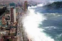 На Японию обрушилось десятиметровое цунами, есть жертвы