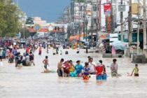 Популярные тайские курорты объявлены зоной стихийного бедствия