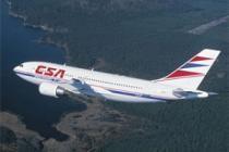 Чешские авиалинии будут летать во Львов
