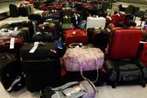"""Сохранность багажа в аэропорту """"Борисполь"""" продолжает оставаться проблемой"""