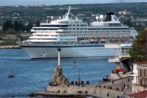 В порту Севастополя открылся круизный сезон