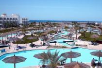 Курорты Египта заполнены всего лишь наполовину