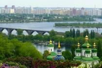 В Киеве появится пеший туристический маршрут