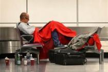 В Европе из-за вулканического пепла отменили 252 рейса